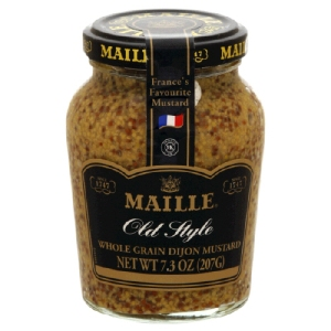 Maille is a great brand that can be found at most supermarkets. Its ...